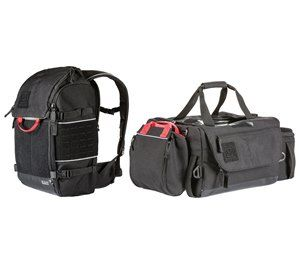 Keep critical supplies close with 2 new go bags