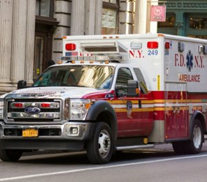 After Peak EMS, there will be a flat or slowing demand for scene-to-hospital transport services by ambulance. (Photo/Public Domain)