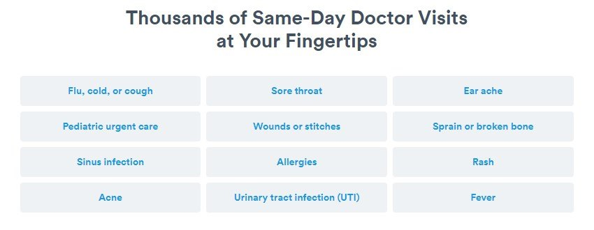 Solv make it easier for patients to book a same-day doctor visit for minor aches, inuries and ailments.