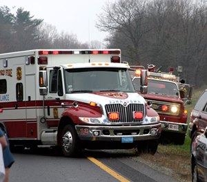 How implementing command structure improves EMS response
