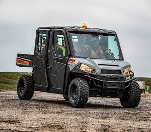 Polaris Launches Industry-Leading Work Utility Vehicle: PRO XD™