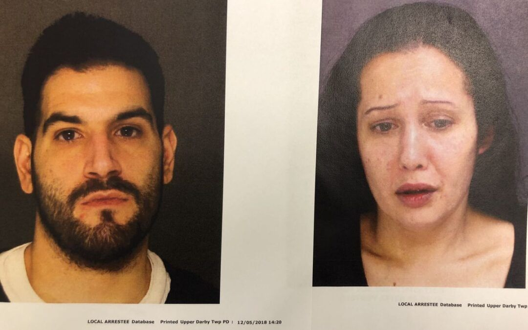 Upper Darby parents charged in overdose death of infant