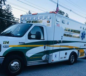 State grants enable NY EMS agency to purchase 2 ambulances